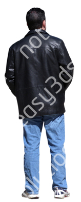 (Single) Cool Weather Casual V. 1 #010 man, standing